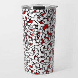 Bad to the Bone Travel Mug