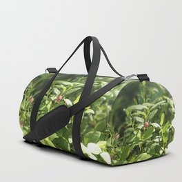 Underbrush wonders in the forest Duffle Bag