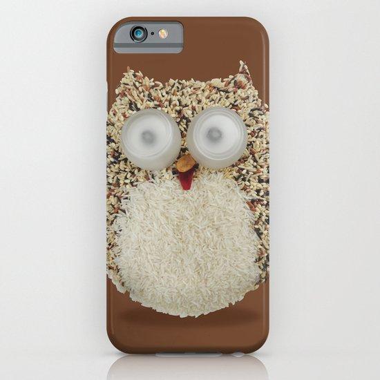 Specs, The Grainy Owl! iPhone & iPod Case