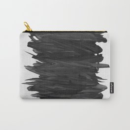 Abstract Minimalism #2 #minimal #ink #decor #art #society6 Carry-All Pouch