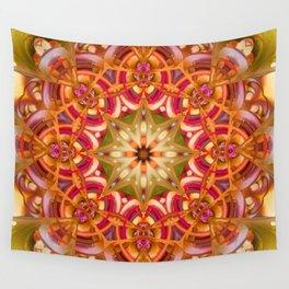 One Wish Mandala Wall Tapestry