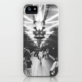 Grand Central Station Subway iPhone Case