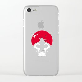 uciha itachi Clear iPhone Case