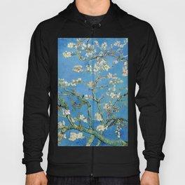 Vintage Vincent Van Gogh Almond Blossoms Hoody