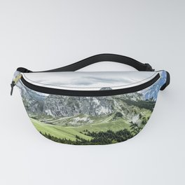 Mountain and Valley Fanny Pack