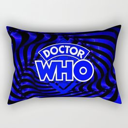 doctor who dimension Rectangular Pillow