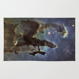 Pillars of Creation (Eagle Nebula) Rug