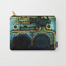 Industrial Victorian Carry-All Pouch