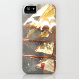 On the High Seas iPhone Case