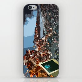 The Wastelands iPhone Skin