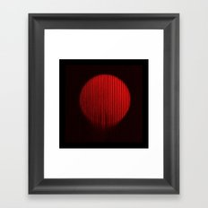 Post coma clarity. Framed Art Print