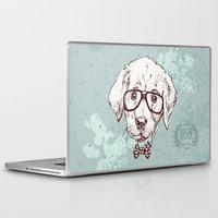 puppy Laptop & iPad Skins featuring Puppy by Iriskana
