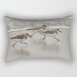 Sandpipers Rectangular Pillow