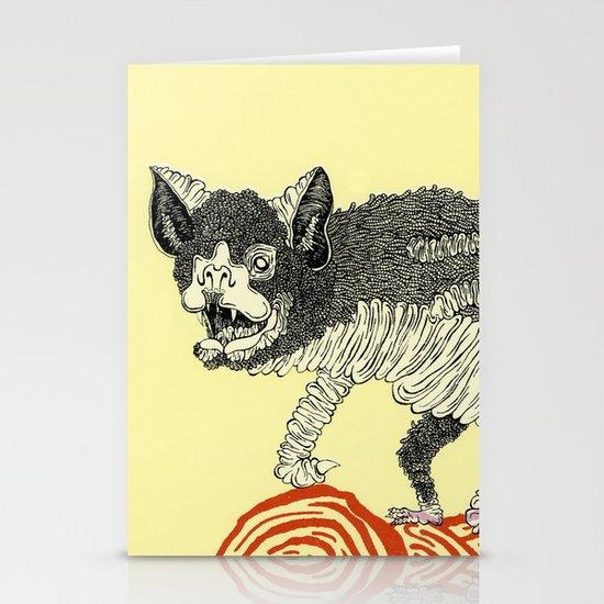 Batty Stationery Cards