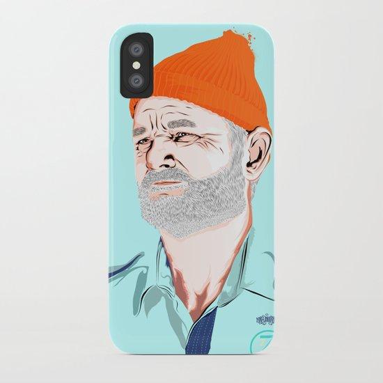 Doc Zissou iPhone Case