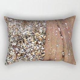 Lago inusual Rectangular Pillow