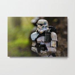 Sandtrooper Patrol #4 Metal Print