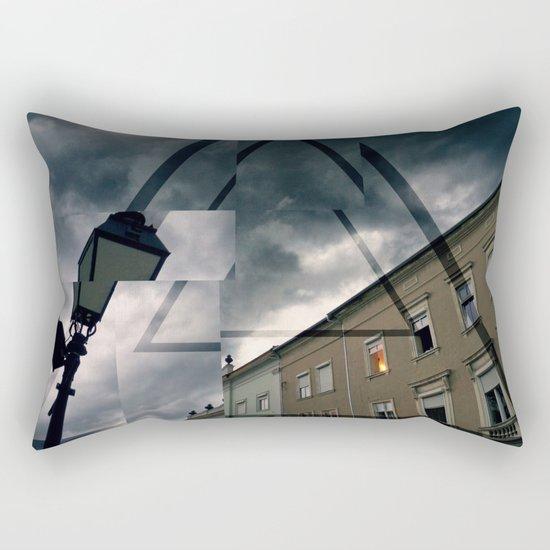 Source Rectangular Pillow