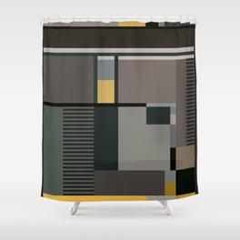 BAUHAUS ARTE Shower Curtain