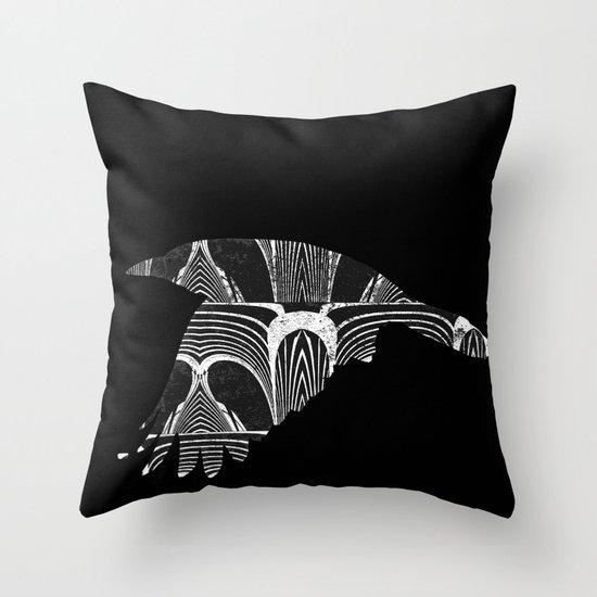The rook Throw Pillow