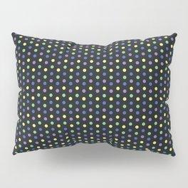 Polka Dot Brights Pillow Sham