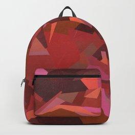 Warm Geoprint Backpack