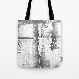Gray smoke Tote Bag