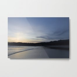 Sunset at Neah Bay, WA Metal Print