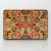 turkey iPad Cases featuring Turkey Feathers by Lyle Hatch