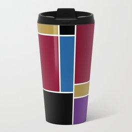 Abstract #419 Travel Mug