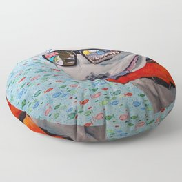 Asap Lake Time Floor Pillow