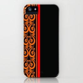Maldivian Lacquer iPhone Case
