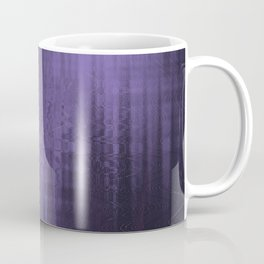 Random weird looking unclear, bright and shaky dark slate gray, dark slateblue and light slate gray Coffee Mug