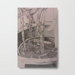 Plant Still Life 2 Metal Print