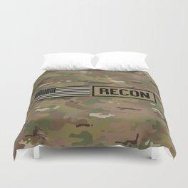 Recon (Camo) Duvet Cover