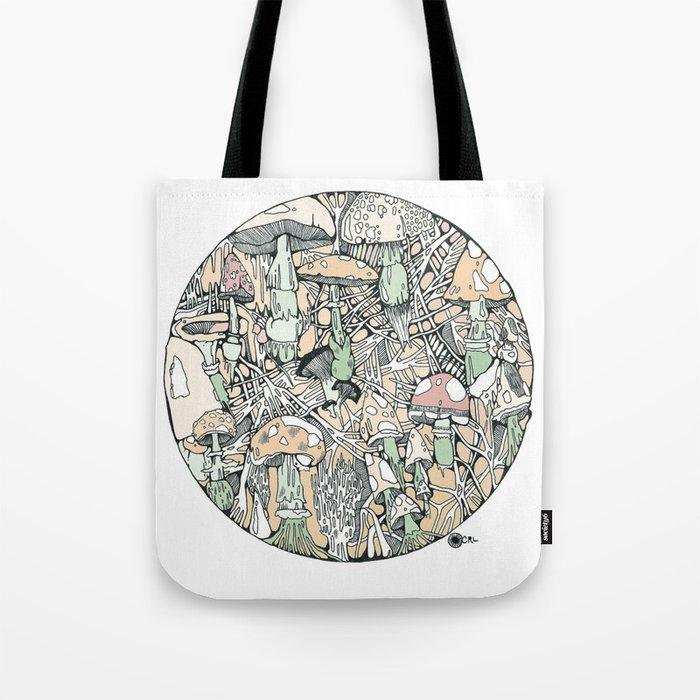mushaboom Tote Bag