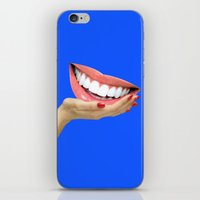 dentist iPhone & iPod Skins featuring Playing At Home by Tyler Spangler