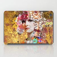 rose gold iPad Cases featuring Rose. Gold by Steve W Schwartz Art