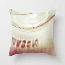 Mason #13 Throw Pillow