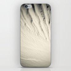 Waves of Wood iPhone & iPod Skin