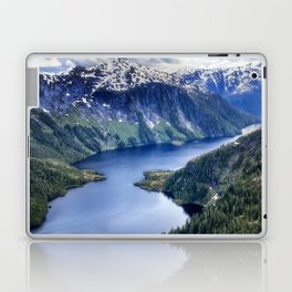 Misty Fiords National Monument Laptop & iPad Skin