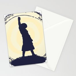 Stone Lady Stationery Cards
