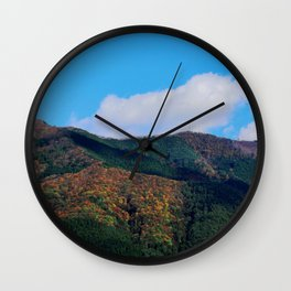 Peeking (Japan) Wall Clock