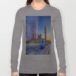 Westminster Bridge Evening Long Sleeve T-shirt