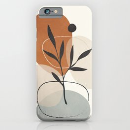 Persistence is fertile 1 iPhone Case