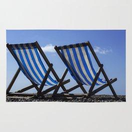 Beach Chairs Rug