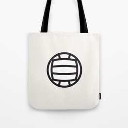 Volleyball - Balls Serie Tote Bag
