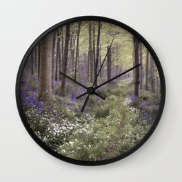 The Secret Path Wall Clock