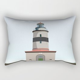 The lighthouse of Falsterbo Rectangular Pillow
