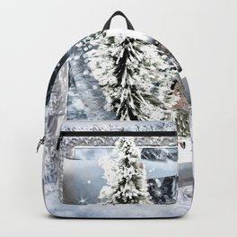 Winterwunderland Backpack